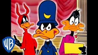 Looney Tunes | Wacky Daffy Duck | Classic Cartoon Compilation | WB Kids
