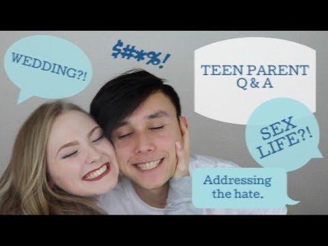 Xxx Mp4 TEEN PARENT Q A SEX LIFE WEDDING FINANCES 3gp Sex