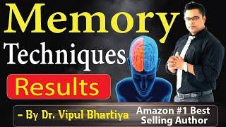 Memory Training workshop in India
