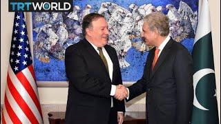 US and Pakistan meet to restore bilateral ties | Money Talks