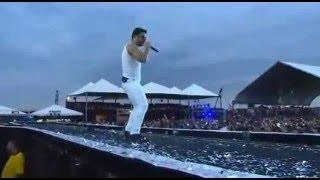 Cristiano Araújo cantando luxúria