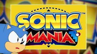 Shooting Stars Zone – Sonic Mania (DLC Version)