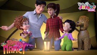 Plink Ploop Ting Music Video | Fancy Nancy | Disney Junior