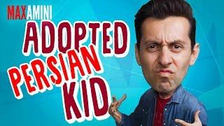 Adopted Persian Kid - Max Amini