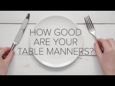 Xxx Mp4 How Good Are Your Table Manners 3gp Sex