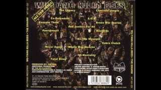 Wu-Tang Clan - The Swarm 1998 (Full Album)