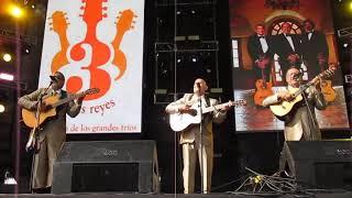 LOS TRES REYES EN EL XVII FESTIVAL COLOMBIA AL PARQUE JULIO 22-2018