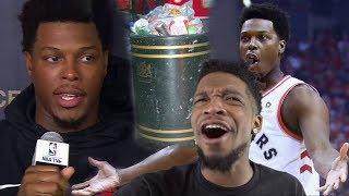 KYLE LOWRY = TRASH CAN! RAPTORS vs MAGIC GAMES 1 & 2 NBA PLAYOFFS HIGHLIGHTS