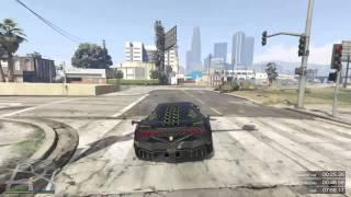 GTA5 Race Ring of Fire 47'748
