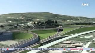 Gradnja autoputa kroz BiH bez zastoja  Počinje gradnja novih 80 KM