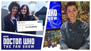 Series 10 Filming, Writers & Missy! - Doctor Who: The Fan Show