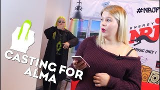 ALMA | Casting