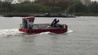 Conver work boat C98-III
