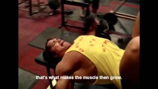Pumping iron Arnold Schwarzenegger best moments