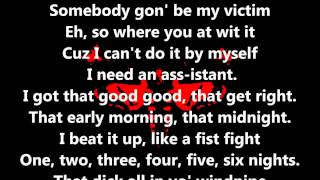 Lil Wayne - Back To You Lyrics