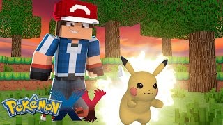 Minecraft: Pokemon X Y - PIKACHU FINALMENTE EVOLUIU #15