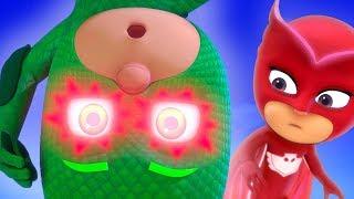 PJ Masks Episodes | PJ Masks Swap Super Powers?! | Cartoons for Children