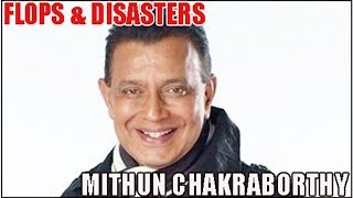 Mithun Chakraborty Flop Films List : Biggest Bollywood Flops & Disasters 🎥 🎬