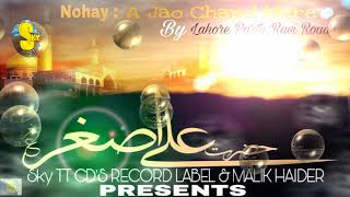 A Jao Chand Mere || Lohare Party || Full Noha || SKY TT CD