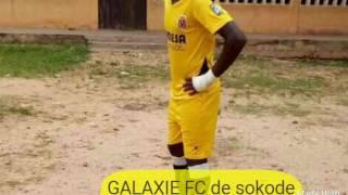 Galaxie fc.l'incroyable révélation des jeunes talentueux a sokode au Togo!!!!ts pour un,un pour ts!!