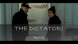 Artists and Idiots Episode 28: THE DICTATOR Part 01