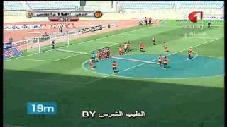 اهداف مباراة الترجي (4) - (1) الملعب - الدورى التونسي  || 12-4-2015||