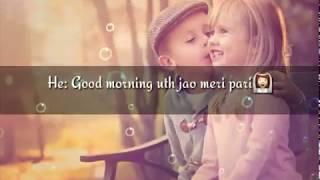Babu shona 30 second whatsapp status || Love whatsapp conversation status ||