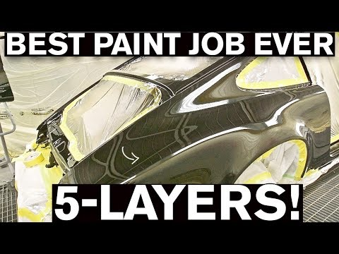 Xxx Mp4 Most Insane Paint Job EVER Step By Step Process 3gp Sex