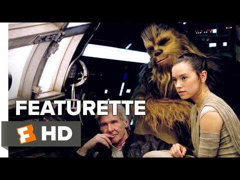 Xxx Mp4 Star Wars The Force Awakens Featurette Legacy 2015 Harrison Ford Movie HD 3gp Sex