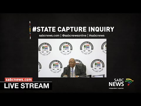 State Capture Inquiry Angelo Agrizzi 18 January 2019 Part 2