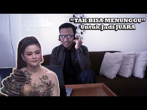 PECAH BANGET !!! Rara - Tak Bisa Menunggu | D'Academy Asia 4 | REACTION