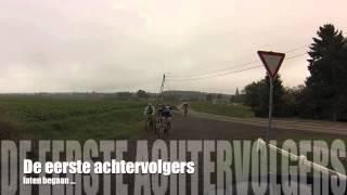 KWB-Larum Trans-Belgie Noord-Zuid route ( oktober 2013 )