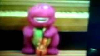 Closing to Barney Safety 1995 VHS (The Mobile!)