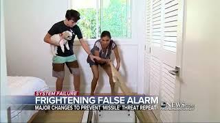 Missile false alarm prompts Hawaii to change protocols