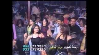 سيمون العجي و جلال حمادي حفلة نبع التنور أغنية دبكة عرب