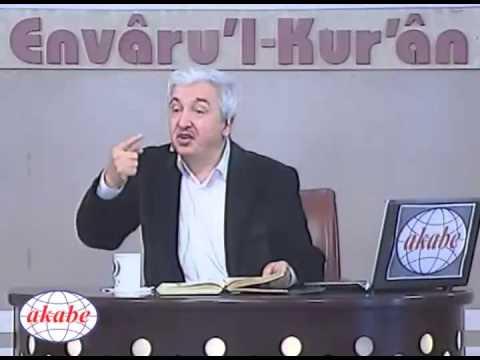 Bize Kur'an'la gelmeyin diyenler ve Hac suresi 72 ayet