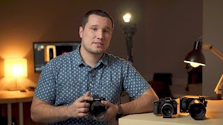 OMD E-M1 Mark II - Video Autofocus vs a6500 & G85