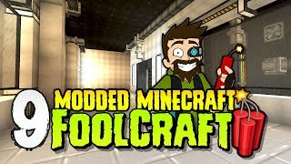 FoolCraft 3 | #9 | INSANE Technology! 😎 | Modded Minecraft 1.12.2
