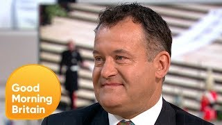 Paul Burrell Thinks Princess Diana Would Have Loved The Royal Wedding   Good Morning Britain