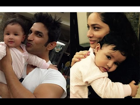 Xxx Mp4 Sushant Singh Rajput CUTEST Picture With MS Dhoni S Daughter Ziva 3gp Sex