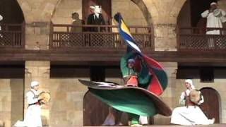 Cairo, Egypt: The Sufi Dance (Al Darawich)