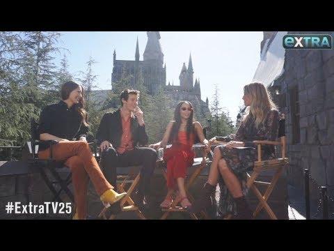 Xxx Mp4 'Fantastic Beasts 2' Star Zoë Kravitz On Filming At Hogwarts 'I Geeked Out Hard 3gp Sex