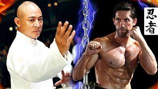Jet Li VS Scott Adkins ☯ Fearless Huo Yuan Jia VS Yuri Bloody BOYKA! World's Most Complete Fighters