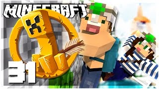 CLIMBING A GIANT BUILDING?! | HUNGER GAMES MINECRAFT w/ STACYPLAYS! | SEASON 2 EP 31