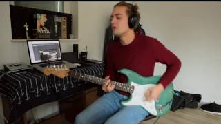 Red Hot Chili Peppers – Sick Love (cover)