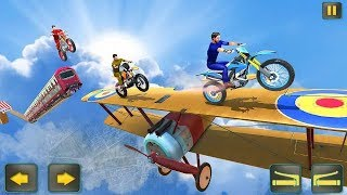 STUNT BIKE SPEED RIDER GAME #Motor Bike Racing Games #Bike Games To Play For Free #Games Download