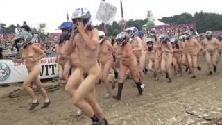 Naked Run Zwarte Cross 2013
