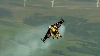 Rocket Man Vs. Rally Car - Top Gear - BBC