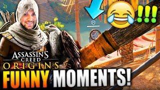 FUNNY MOMENTS (EPIC SNIPER BOW)! - Assassin