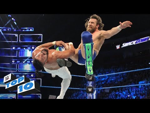 Xxx Mp4 Top 10 SmackDown LIVE Moments WWE Top 10 September 4 2018 3gp Sex
